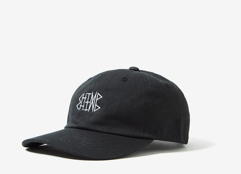 Chimp Black Bananas Tour Dad Cap - Black