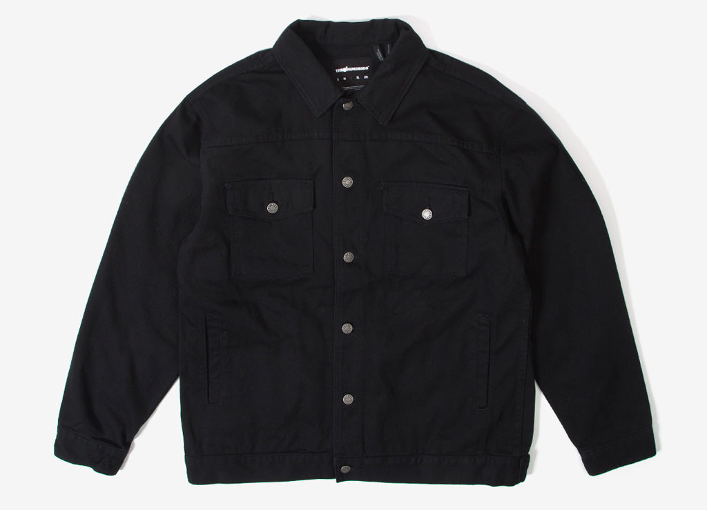 The Hundreds Ashford Jacket - Black