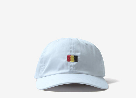 The Hundreds Flag Dad Cap - White