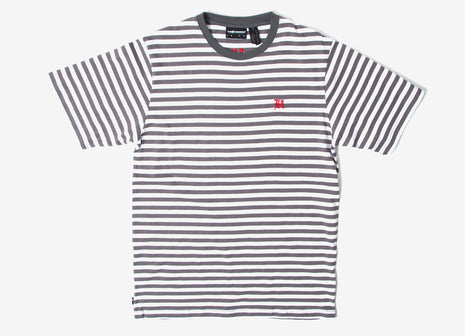 The Hundreds Marina T Shirt - Charcoal