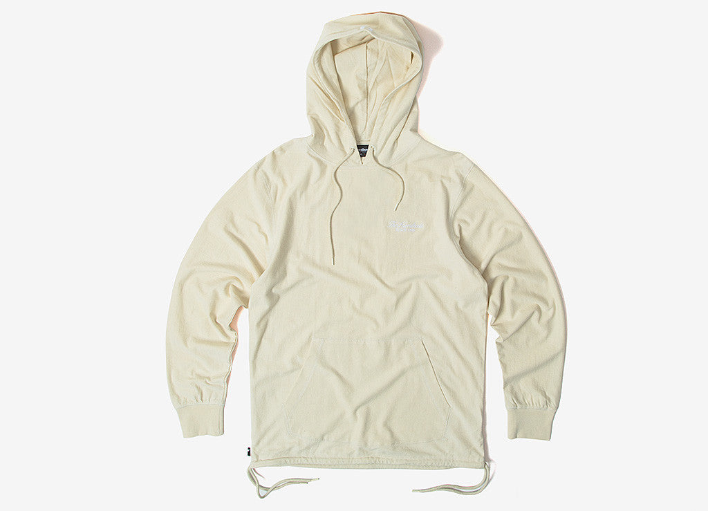 The Hundreds Melco Pullover Hoody - Off White