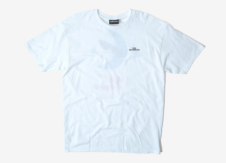 The Hundreds Night Terrors Soft Fit T Shirt - White