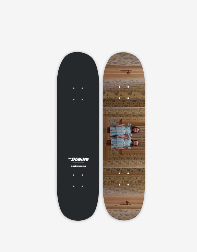 The Hundreds x The Shining The Shining Deck - Black