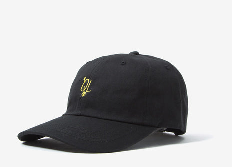 The Quiet Life Arrow Dad Hat - Black