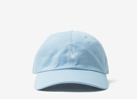 The Quiet Life Arrow Dad Hat - Light Blue