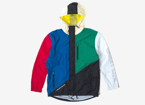 The Quiet Life Boundary Windbreaker Jacket - Multi