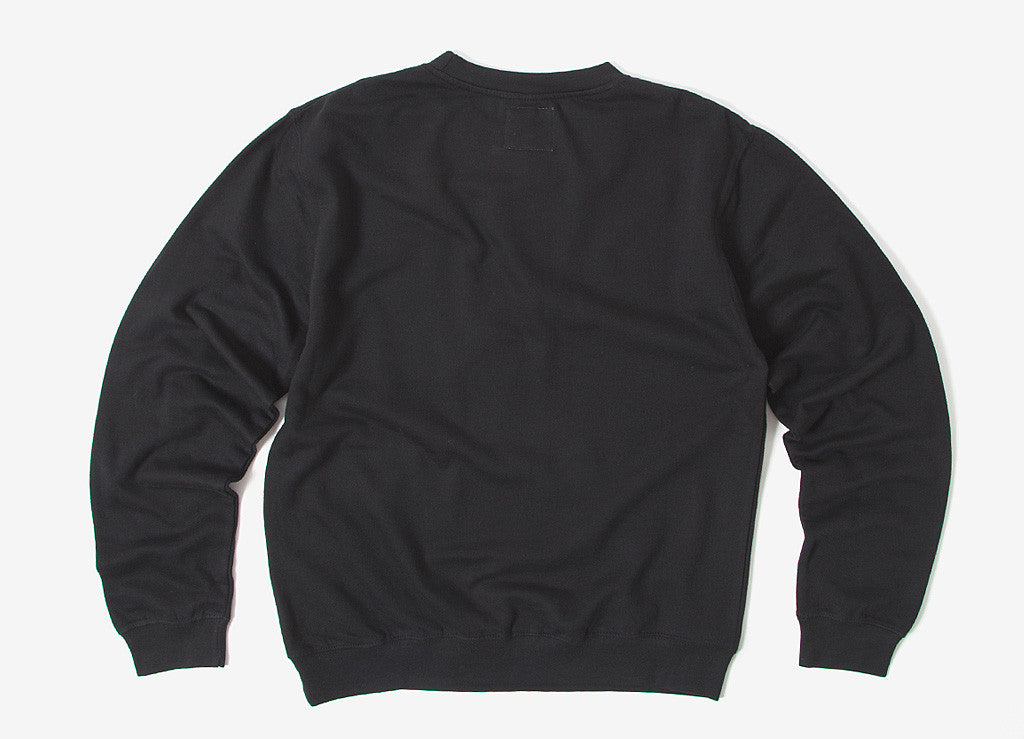 The Quiet Pyramid Sweatshirt - Black