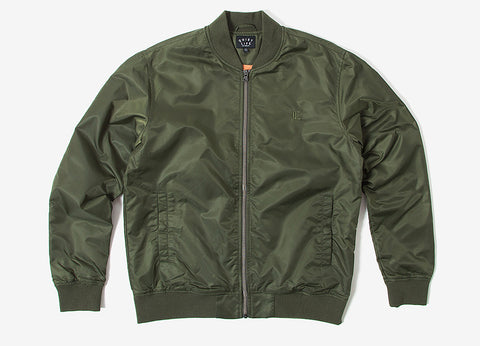 The Quiet Life Middle Of Nowhere Jacket - Army