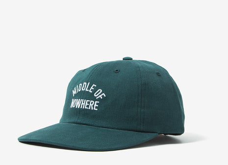The Quiet Life Middle Of Nowhere Polo Cap - Green