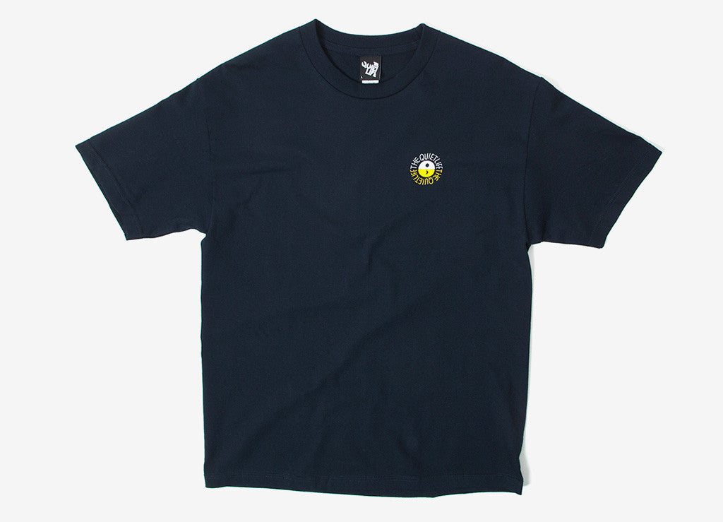 The Quiet Life Solar T Shirt - Navy