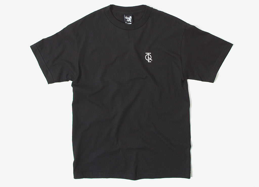 The Quiet Life Jump Logo T Shirt - Black