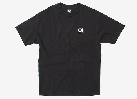 The Quiet Life Periodic T Shirt - Black
