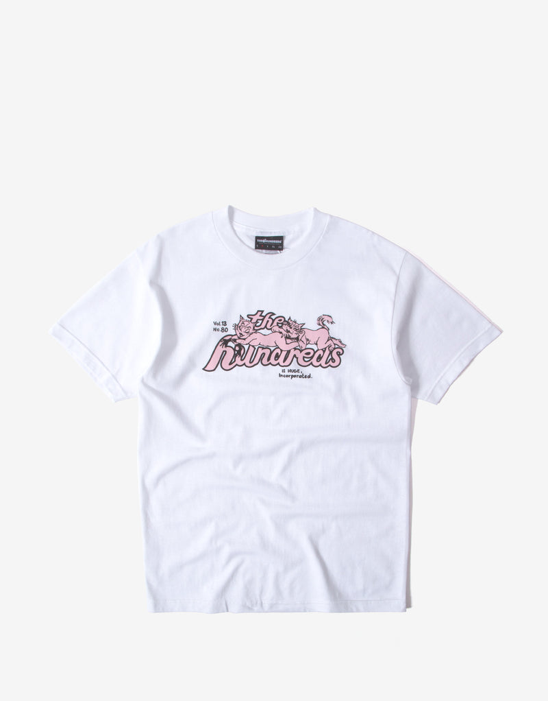 The Hundreds Catty T Shirt - White