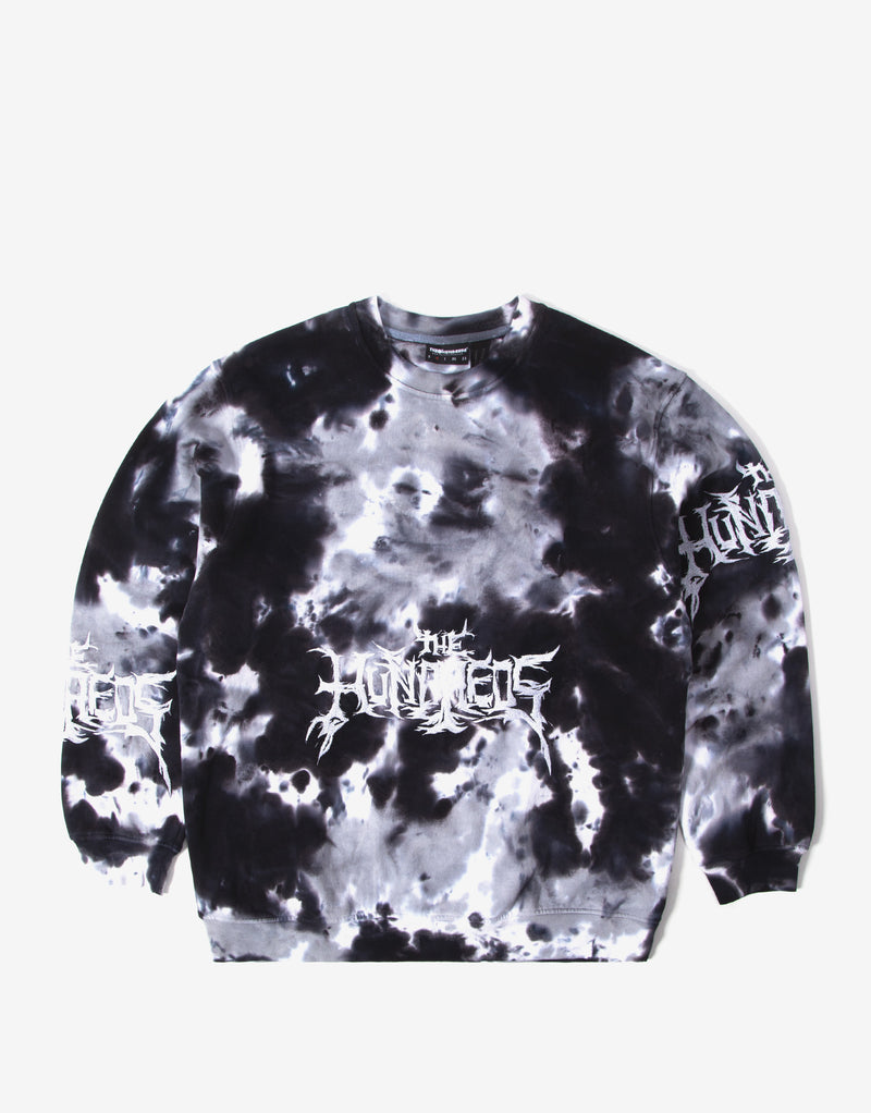 The Hundreds Cloud Crewneck - Black