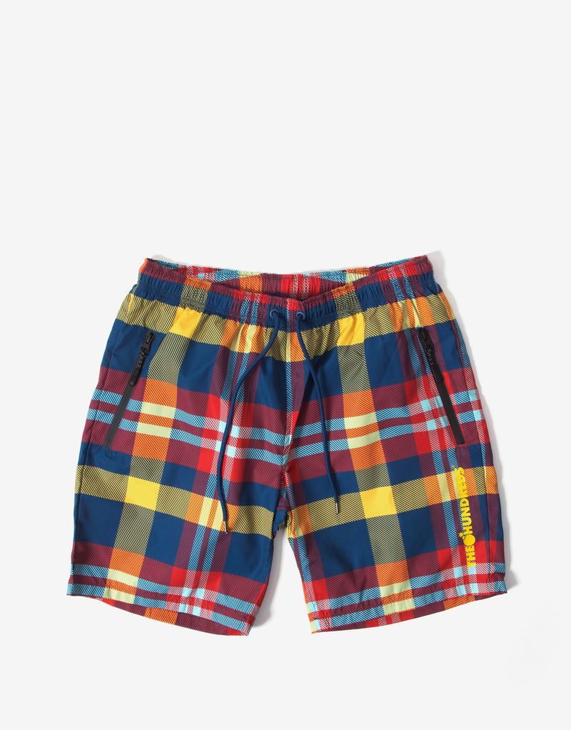 The Hundreds Cove Hybrid Shorts - Navy
