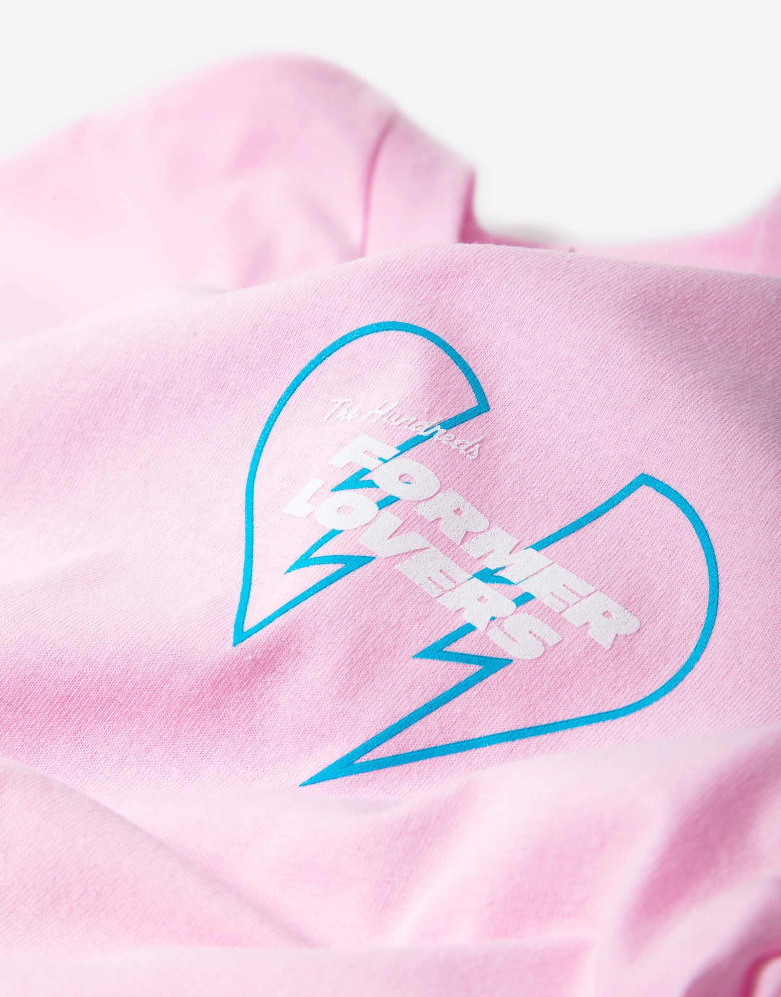The Hundreds Former Lovers T Shirt - Pink