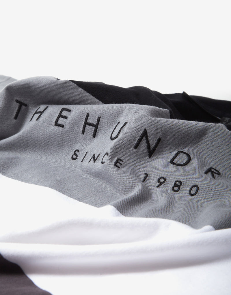 The Hundreds Heights T Shirt - Black