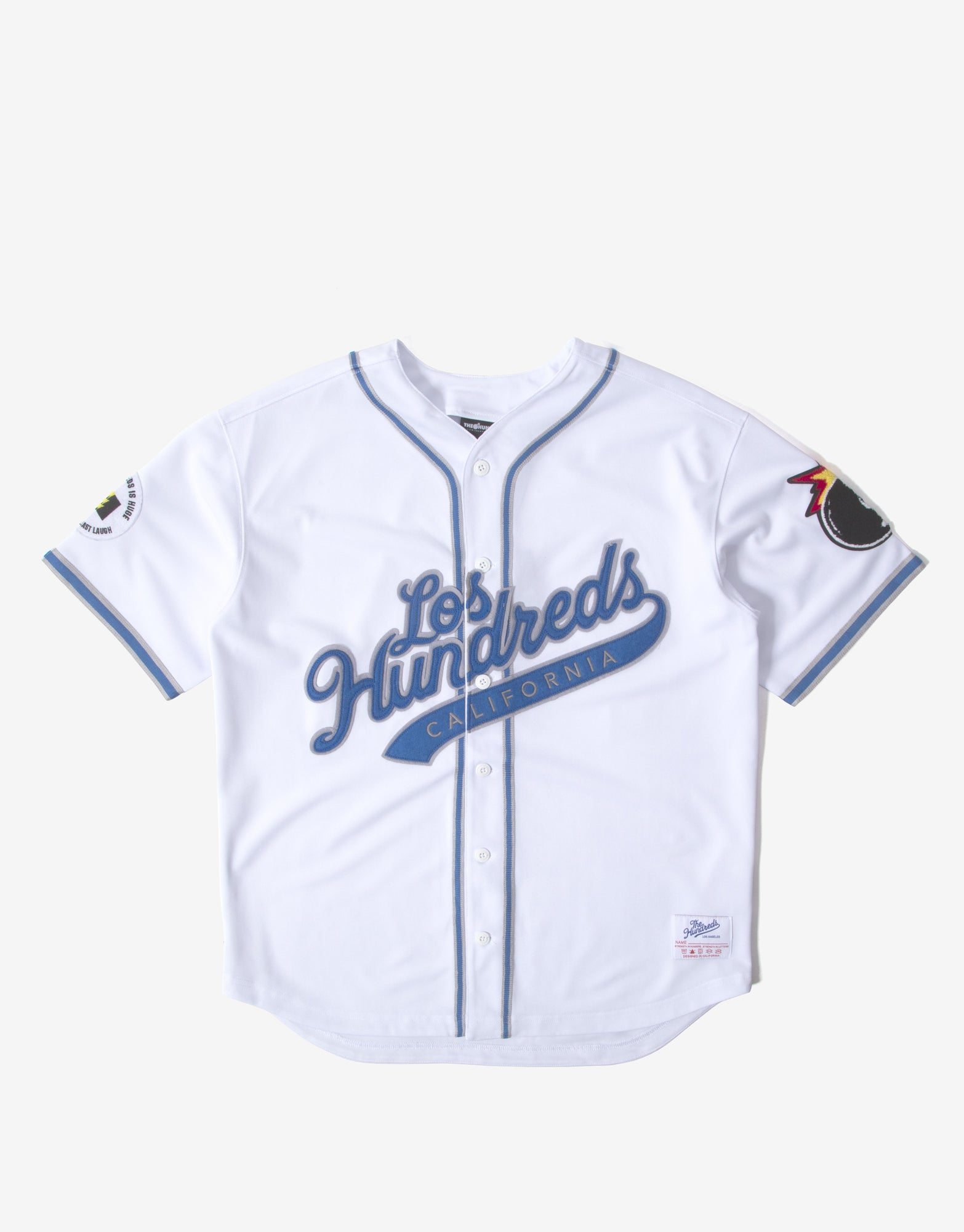 The Hundreds Major Jersey - White
