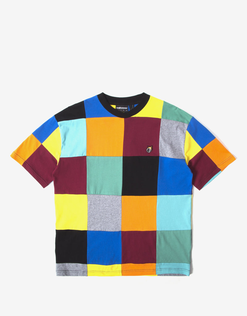 The Hundreds Patchwork T Shirt - Multiple