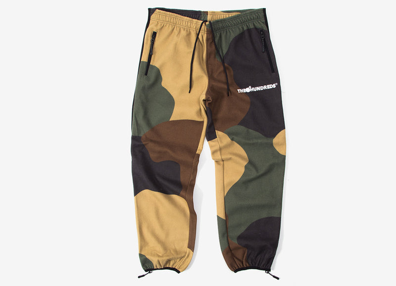The Hundreds Shrubland Sweatpants - Camo