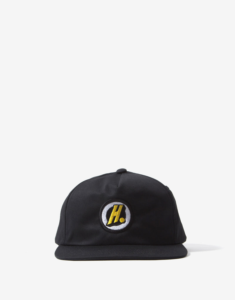 The Hundreds Sound Snapback - Black
