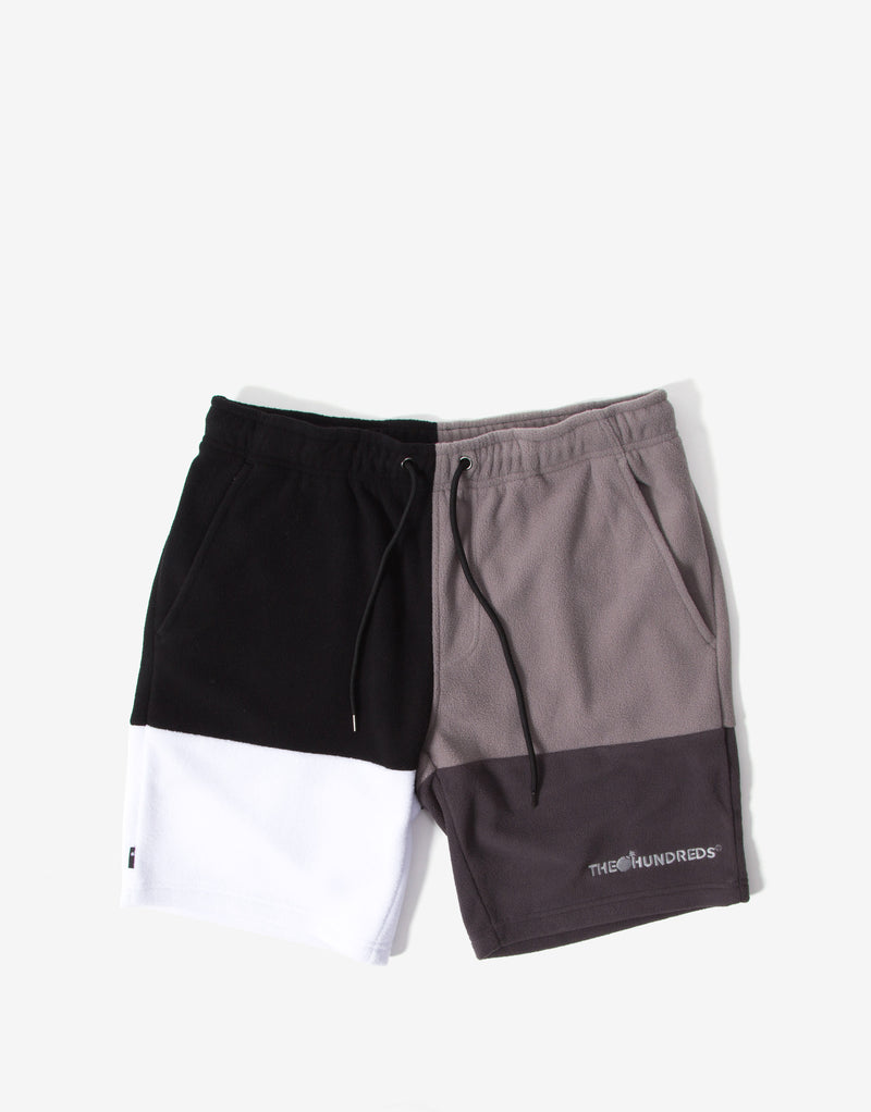 The Hundreds Terrain Sweatshorts - Black