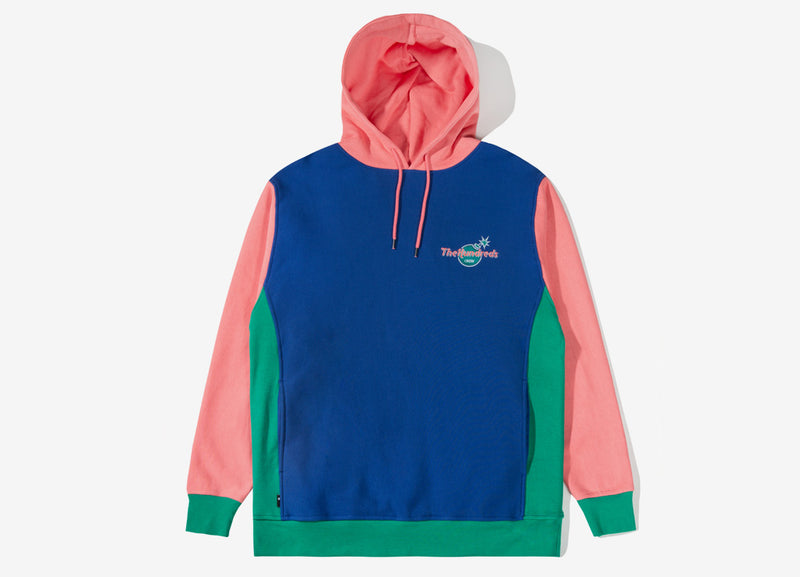 The Hundreds x Hard Rock Cafe Crew Hoody - Pink
