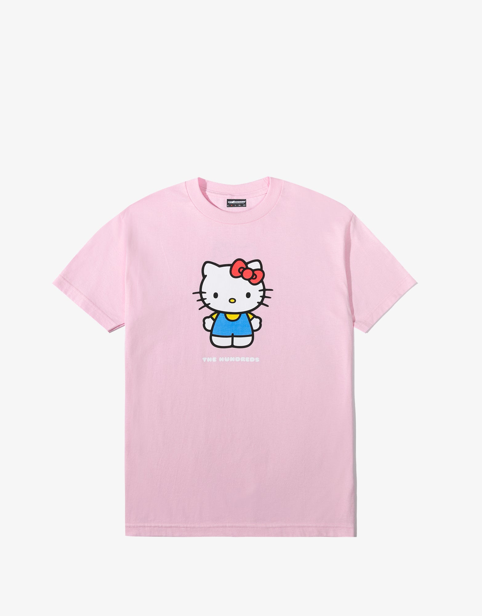The Hundreds x Sanrio Hello Kitty T Shirt - Pink