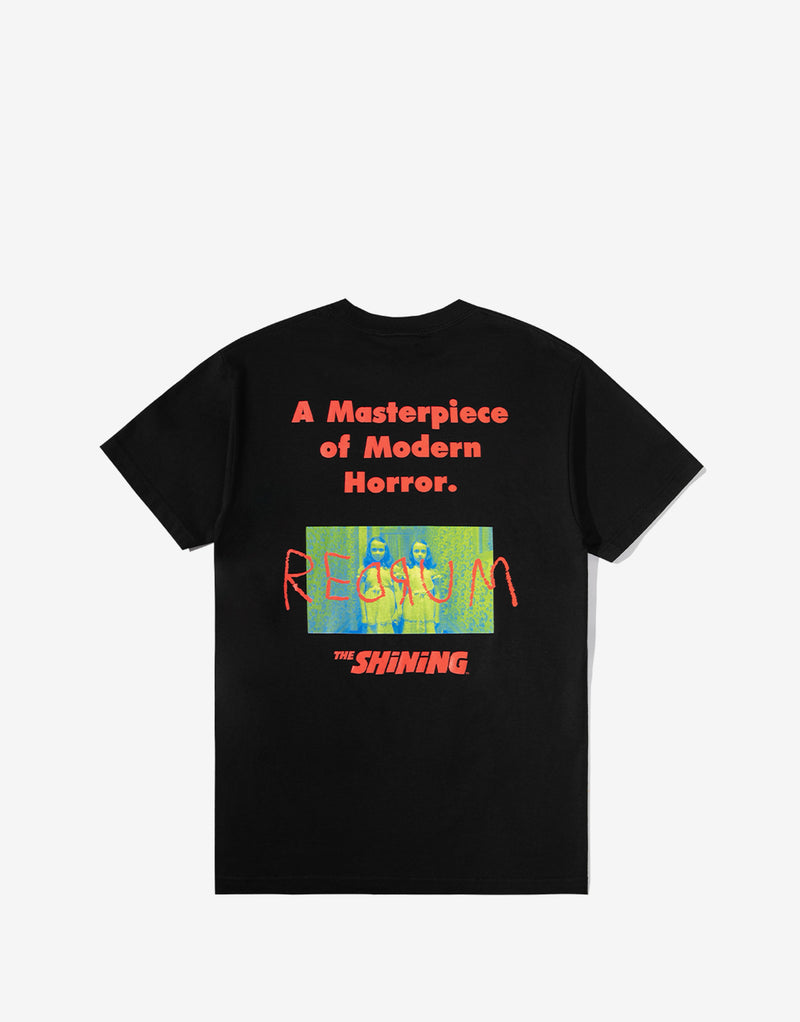 The Hundreds x The Shining The Tide T Shirt - Black