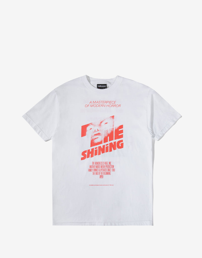 The Hundreds x The Shining The Tide T Shirt - White