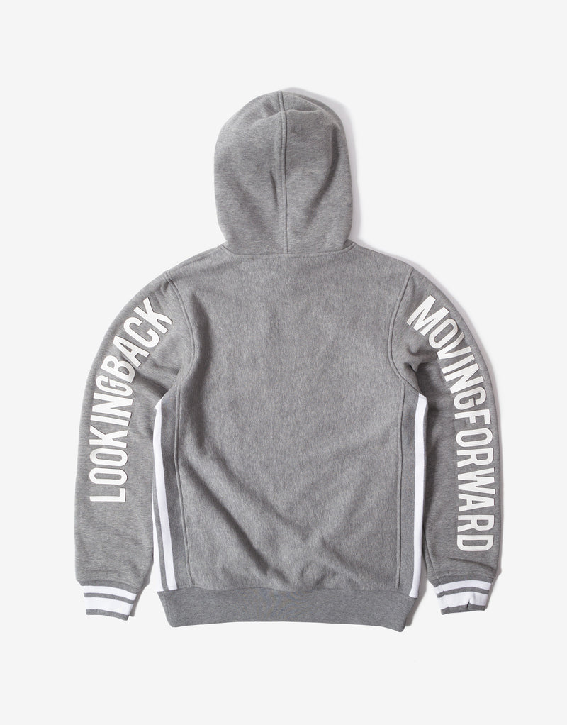 The Hundreds Genesee Pullover Hoody - Athletic Heather