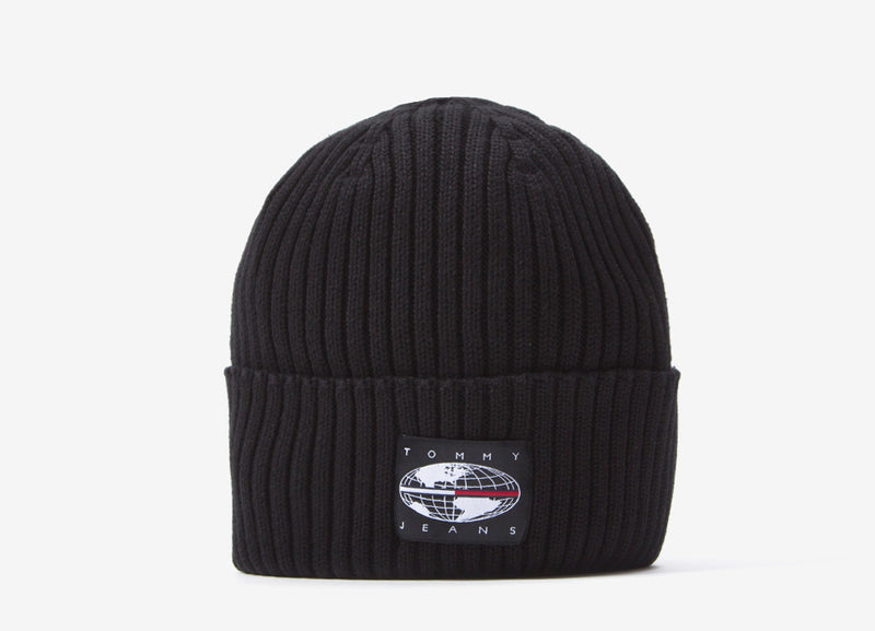 Tommy Jeans Expedition Beanie - Black