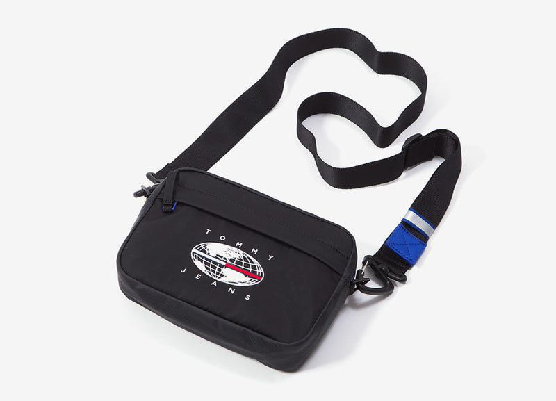 Tommy Jeans Expedition Crossover Bag - Black