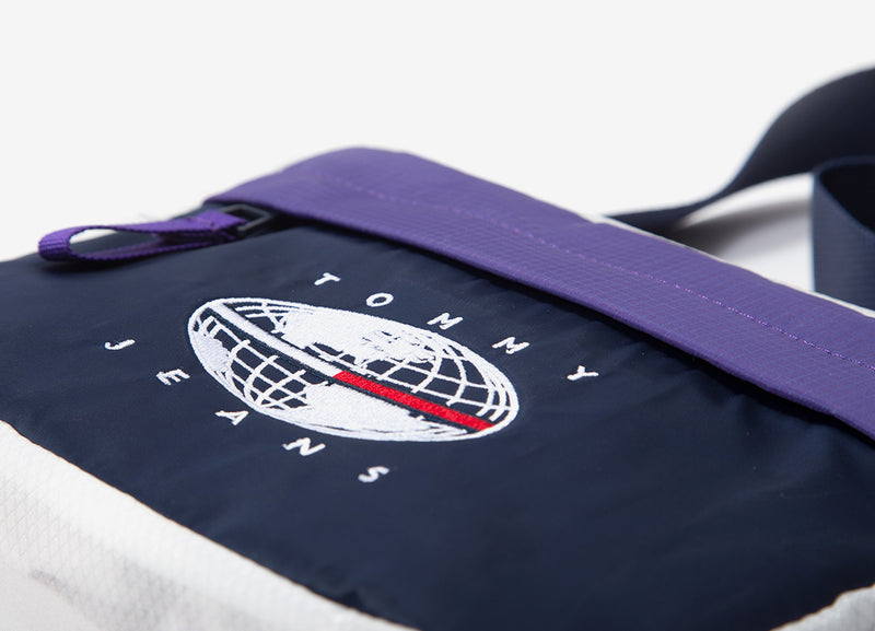 Tommy Jeans Expedition Crossover Bag - Royal Purple