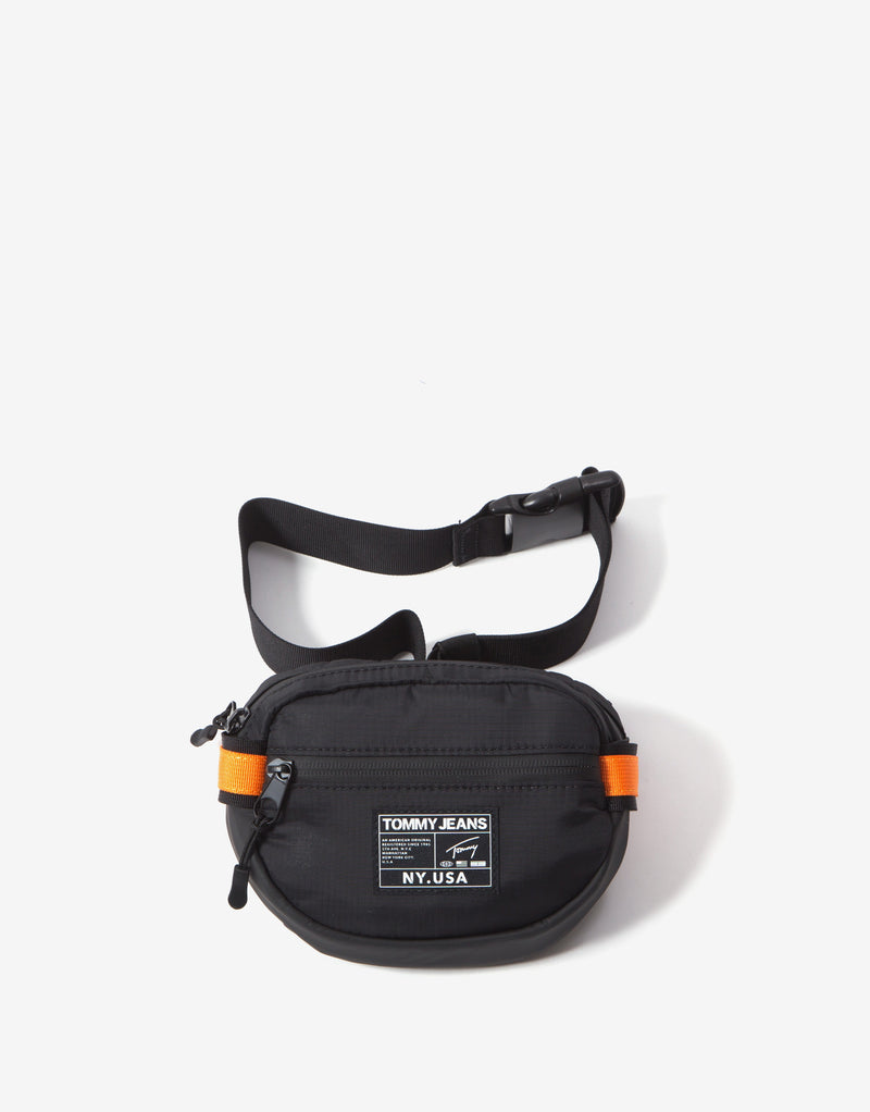 Tommy Jeans Urban Tech Bumbag - Black