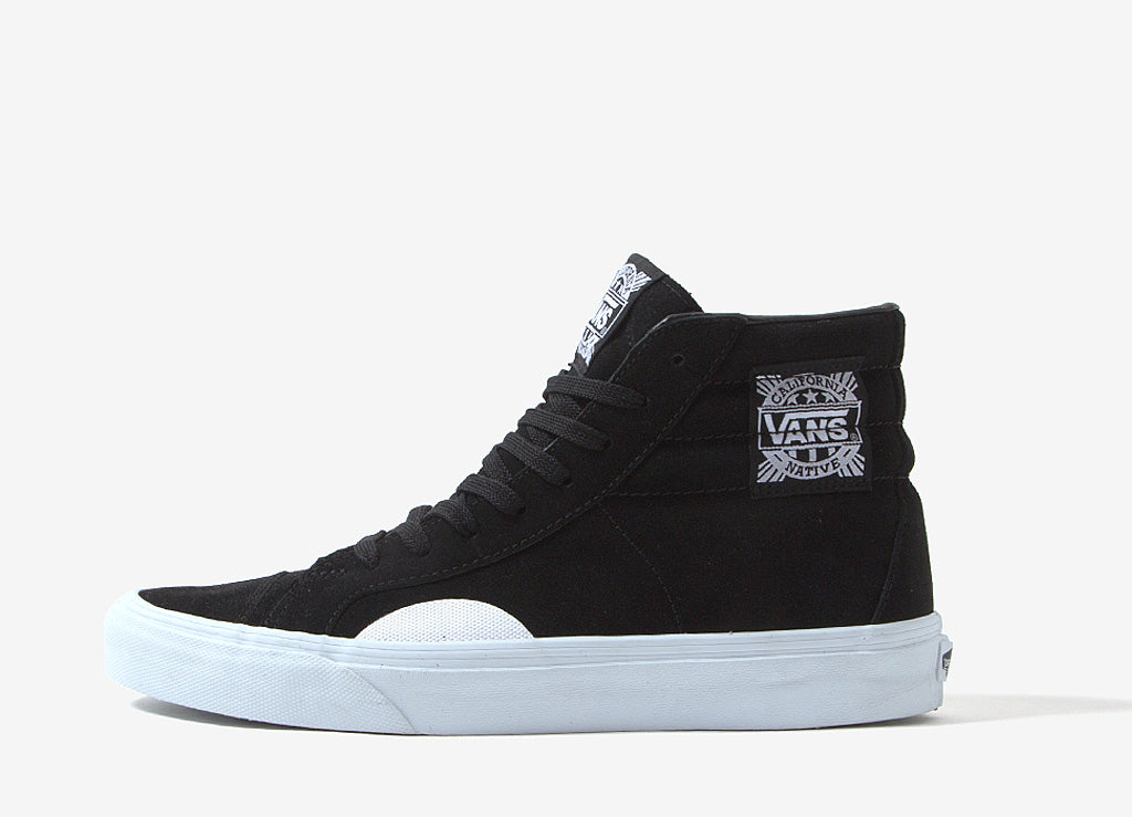 Vans Style 238 Shoes - (Native) Black/White
