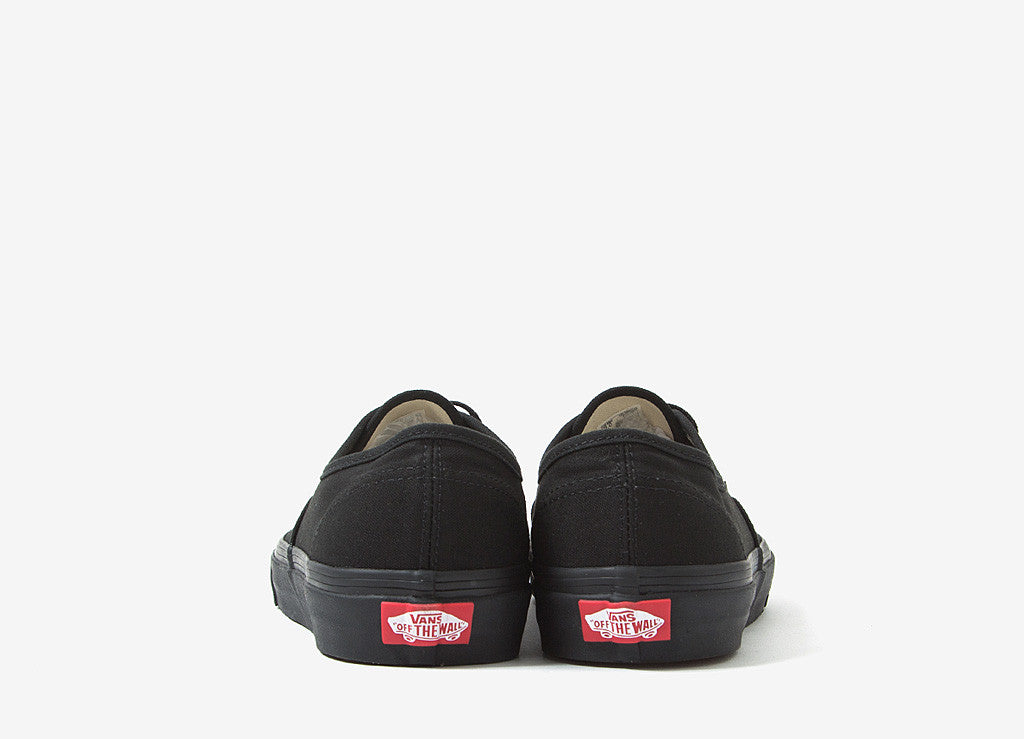 Vans UA Authentic Shoes - Black/Black