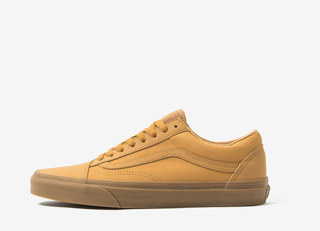 Vans Old Skool Shoes - (Vans Buck) Light Gum/Mono
