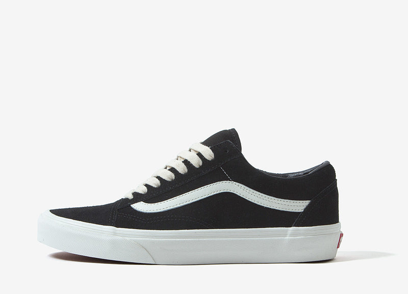 Vans Old Skool (Herringbone Lace) Shoes - Black/Mars