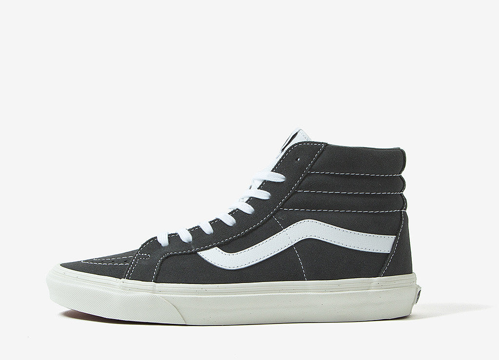 d267875082 Vans Sk8-Hi Reissue Shoes - (Retro Sport) Gunmetal