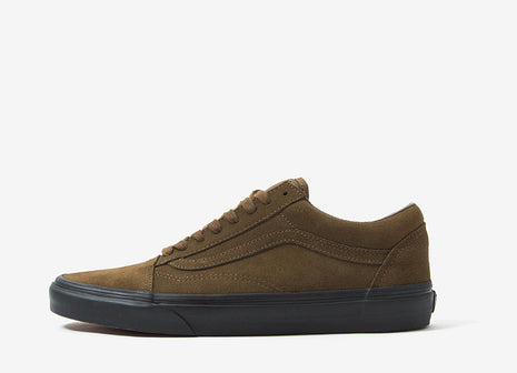 Vans Old Skool Shoes - Teak