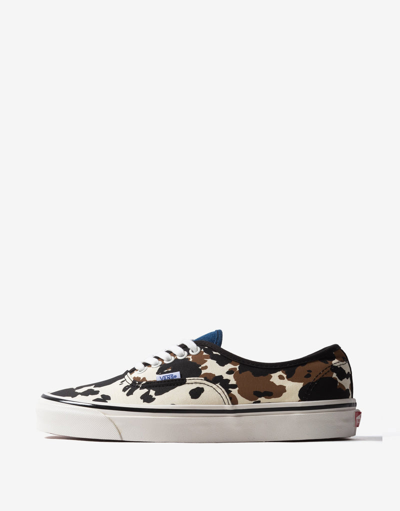 Vans Authentic 44 DX 'Anaheim Factory' Shoes - Free Range Cow