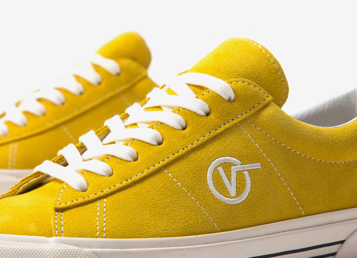 Vans Sid DX 'Anaheim Factory' Shoes - OG Yellow