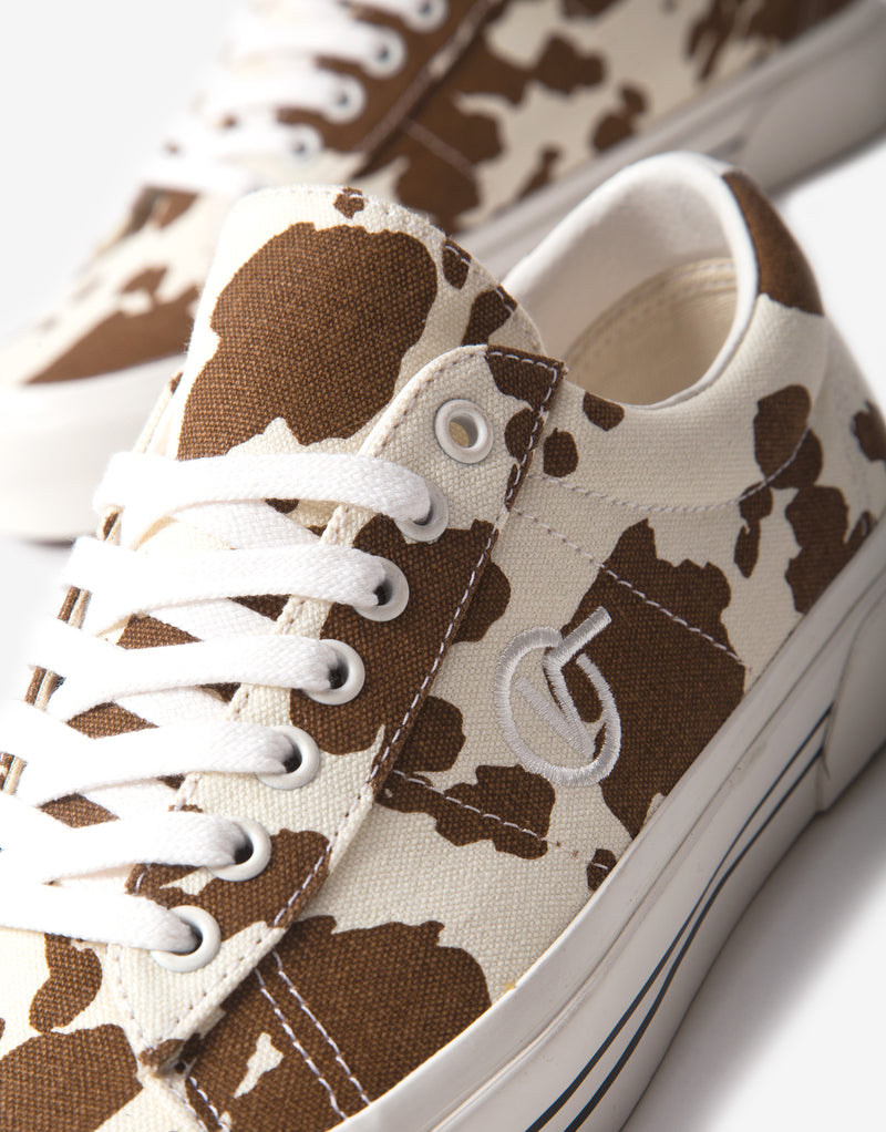 Vans Sid DX 'Anaheim Factory' Shoes - Free Range Cow