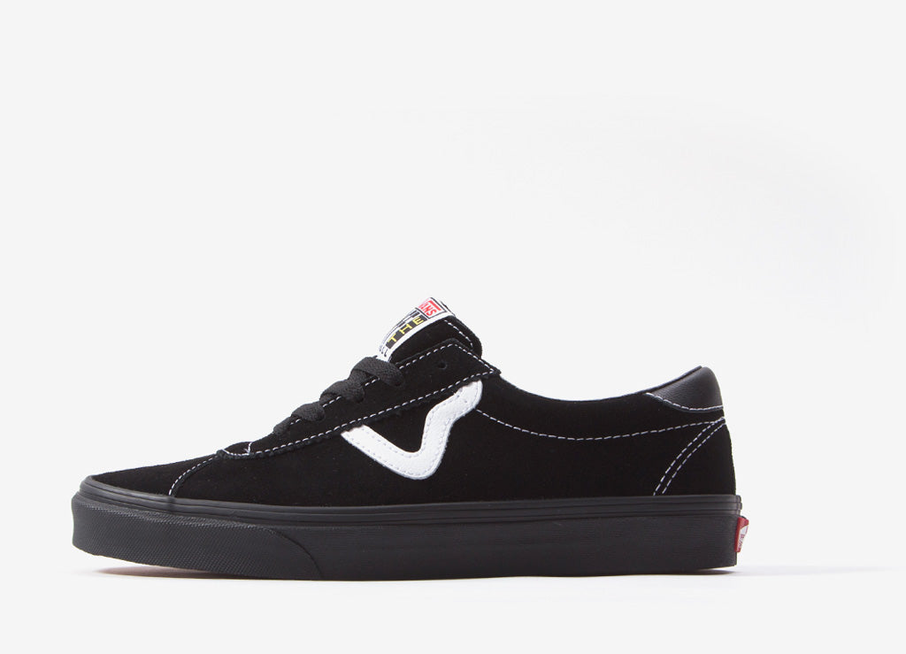 Vans UA Sport Shoes BlackBlack