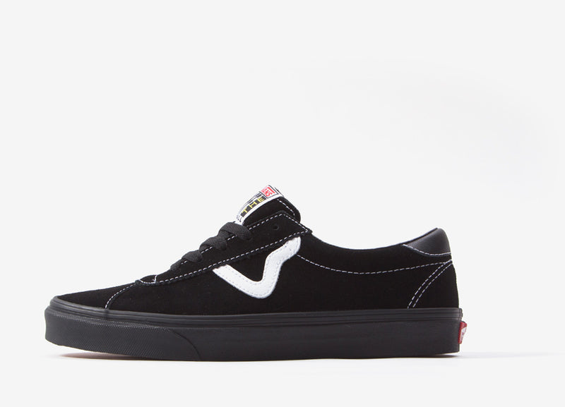 Vans UA Sport Shoes - Black/Black
