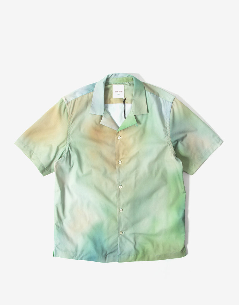 Wood Wood Brandon Shirt - Green