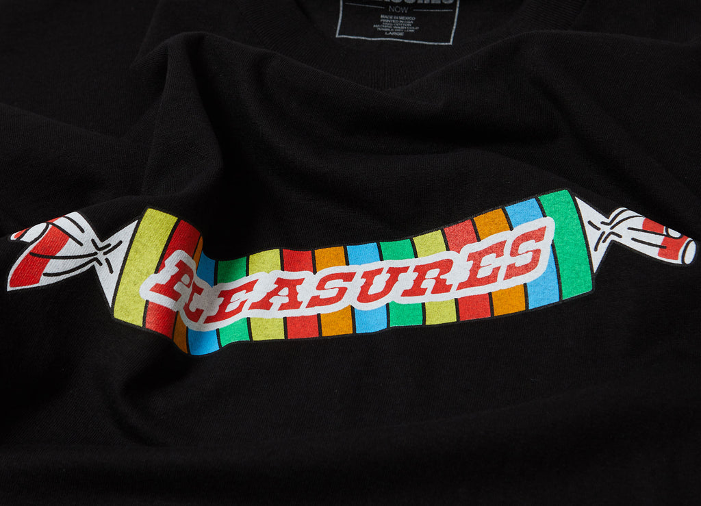 Pleasures Sweet Tooth T Shirt - Black
