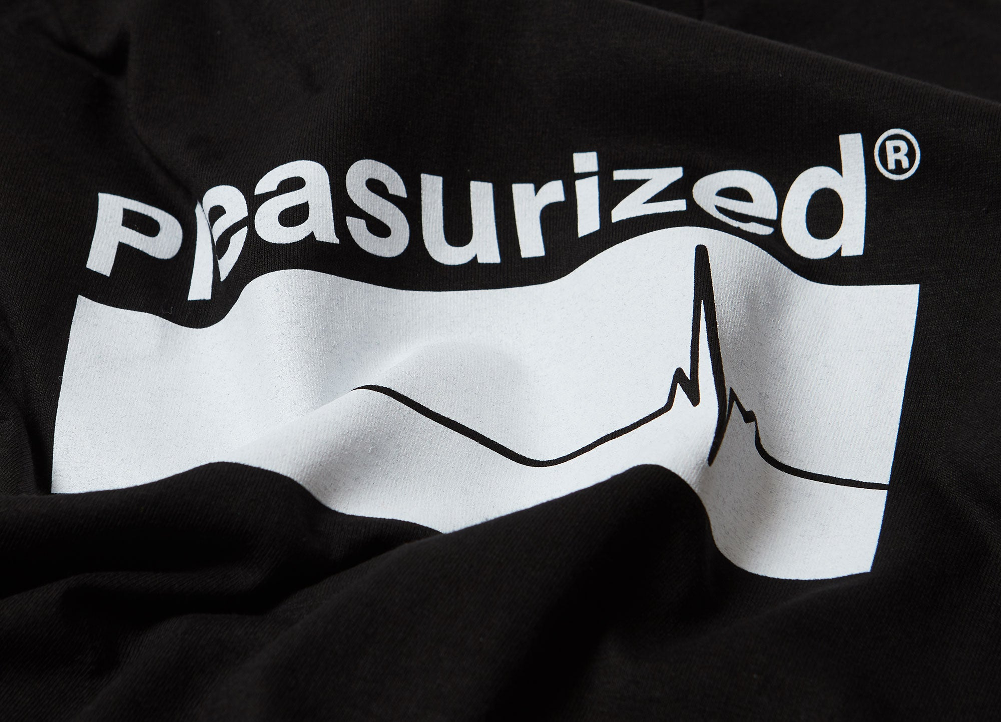 Pleasures Pleasurized T Shirt - Black