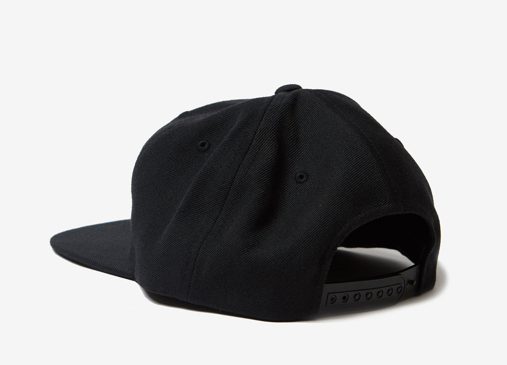 Pleasures Violence Cap - Black